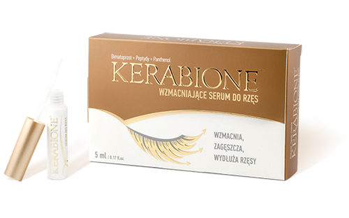Kerabione Serum do Rzęs
